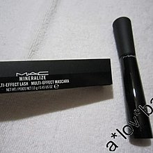 GB58 MAC Mineralize Multi-Effect Lash 睫毛膏 - Charged Black