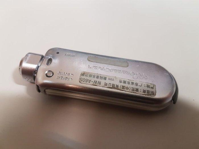 『皇家昌庫』經典 SONY 索尼 香水瓶 MP3 市場少見 值得收藏 NW-A605(512MB)