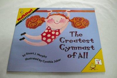 【彩虹小館P4】英文童書~Math Start_The Greatest Gymnast of All (LEVEL1)