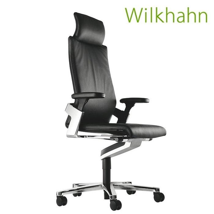 《瘋椅世界》代理 Wilkhahn ON Chair 德國百年品牌 3D人體工學椅 高背皮椅 175/71