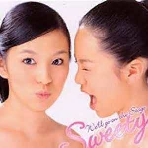 """(收藏Sweety)~""""首張專輯- We'll Go On The Stage""""~正版CD~(九成新)~"""