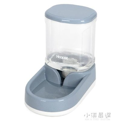 小狗狗貓咪飲水機不插電水碗自動喝水喂食器大型犬寵物水盆喂水壺CY『全館免運』
