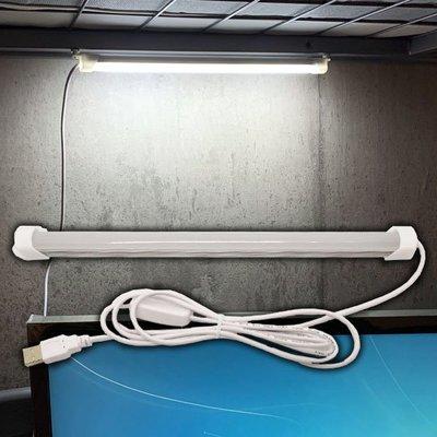 【贈品禮品】A4541 宿舍神燈-白光(附開關)/免打孔USB燈管/LED照明燈讀書燈夜燈USB日光燈管/贈品禮品