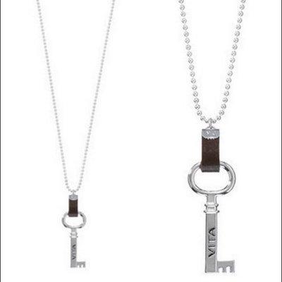 ☆青兒小公主☆MARC JACOBS Latin Necklace Costume Jewelry Key 項鍊