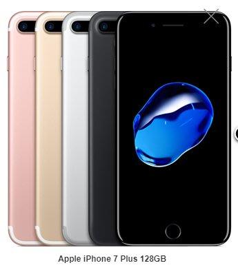 洪順達電訊設備旗艦店Apple iPhone 7 Plus 128GB