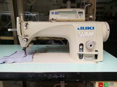 工業縫紉機 日本牌 JUKI DDL-9000B-MS直驅式自動切線平車.中古.狀態優.歡迎來電(店)試車