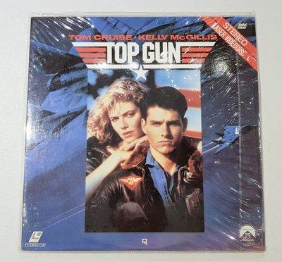 LD  Top Gun捍衛戰士 經典空戰動作電影之作,珍貴超級絕版收藏典藏版,超過27年的九五成新收藏品,只有一套,敬請把握!!