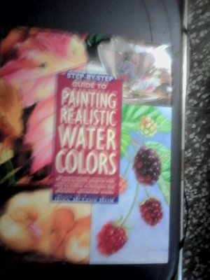 PAINTING REALISTIC WATER  COLORS