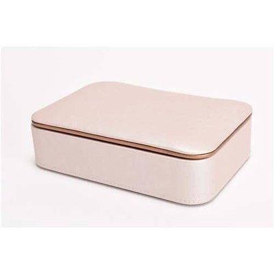 天使熊雜貨小舖~日本帶回CARE&ATTENTION珠寶盒  收納盒 全新現貨