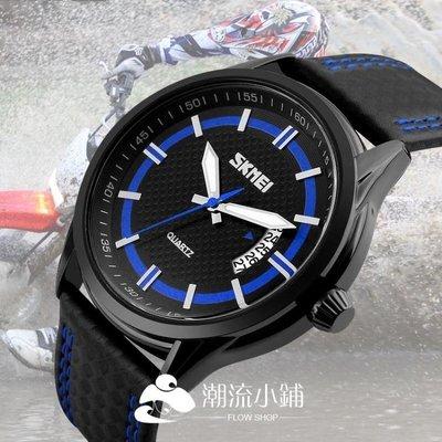 999SKMEI 手錶/男士運動石英錶 防水皮帶01AS05