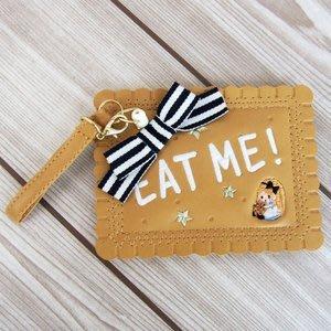 41+ 現貨不必等 正版授權 迪士尼 公主 愛莉絲 餅乾逕型 票卡套 4530344194142    my4165