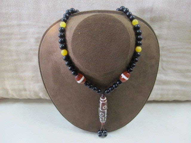 二手舖 NO.3172 天眼珠項鍊 手鍊 項鍊 手珠 首飾飾品