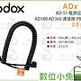 數位小兔【Godox 神牛 ADx V2 快速電瓶閃光...