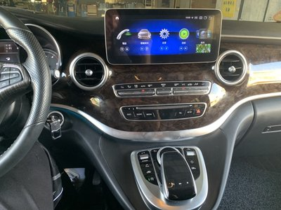 賓士Benz Vclass V220 V250 V300 W447 Android 安卓版 螢幕主機 導航/USB