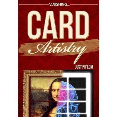 【天天魔法】【S599】正宗原廠~Card Artistry~紙牌藝術~ ( 腦部掃描+蒙娜麗莎)