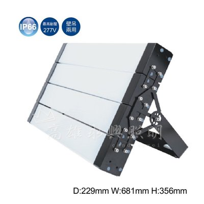 高雄永興照明~舞光 二尺 長型200W天井燈 LED-HB2L200D