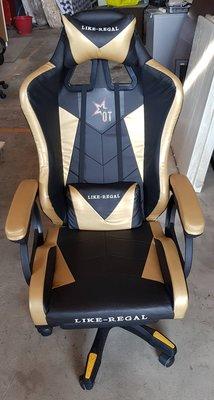 【尚典中古家具】中古電競椅(二手電競椅)電競超跑賽車椅
