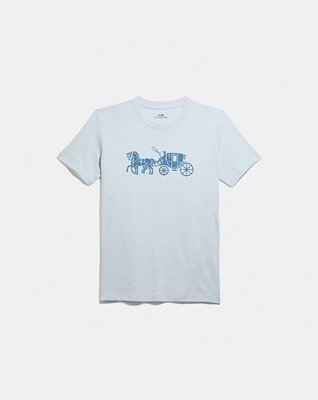COACH Horse And Carriage T-Shirt
