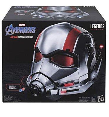 【木星代購】《美國代購 Hasbro 孩之寶 Marvel Legends Ant Man 蟻人 1:1 頭盔 預購》角色扮演萬聖節