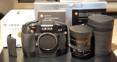 @佳鑫相機@(中古託售品)LEICA R9+35-70/4+捲片器 套組出售 單眼底片相機