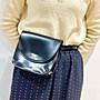 《瘋日雜》049日本雜誌mook附錄 aquagirl 高級皮革 斜背包側背包 肩背包單肩包 腰包小方包三用包