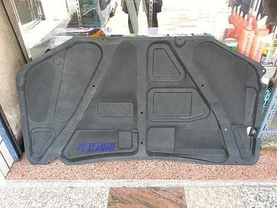 福特 TIERRA-98 ACTIVA LIFE 323 ISAMU 原廠全新品 引擎蓋隔熱板...下標前先詢問庫存