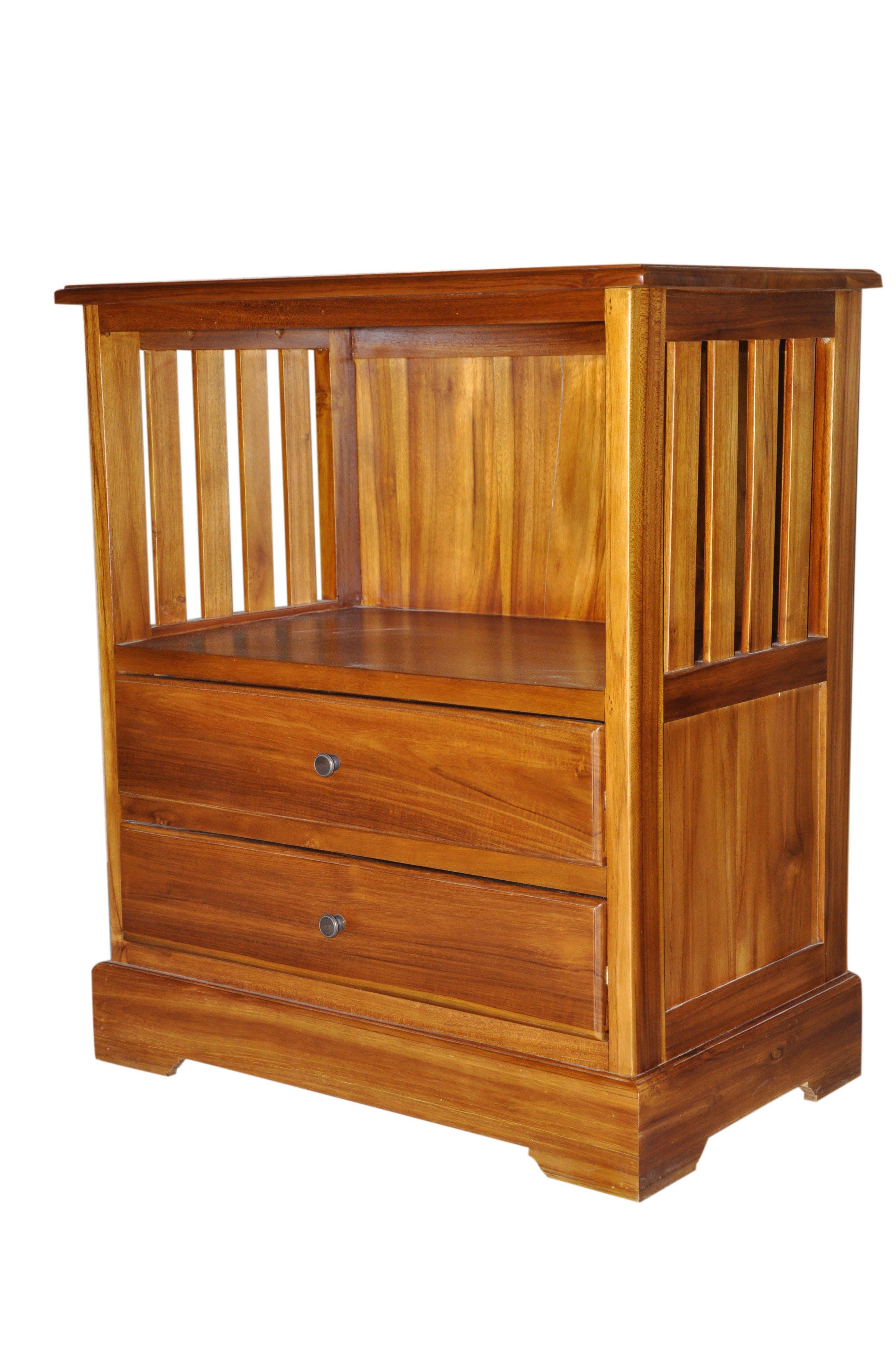 塔森柚木家具-全柚木邊櫃/櫥櫃/收納櫃 CA-13