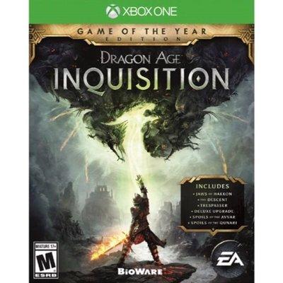 【數位版】XBOX ONE 闇龍紀元 異端審判 年度版Dragon Age Inquisition