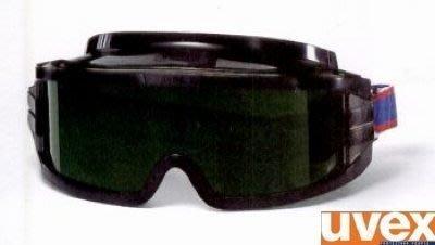 德國UVEX~焊接護目鏡(可與遠、近視眼鏡同時佩戴)~uvex 9301.245