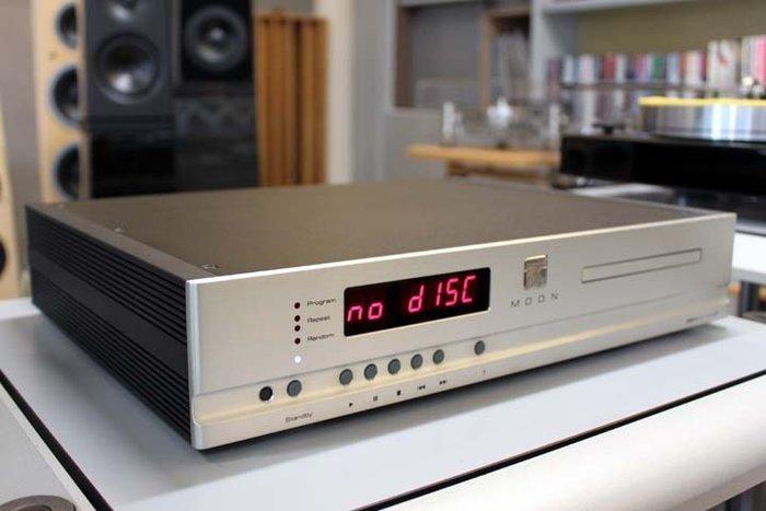福利品!【拆封展示】超值!CD player 雷射唱盤》加拿大原裝進口 MOON 260D 播放機