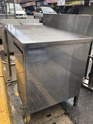 *大銓冷凍餐飲設備*不銹鋼中古工作台 ...