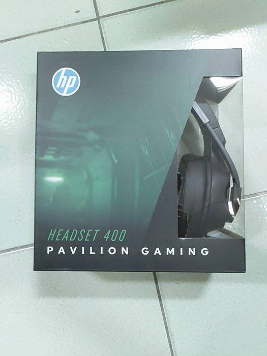 HP PAV Gam 400 Black Headset (4BX32AA) 電競耳麥 (黑色)
