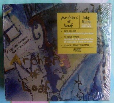 ◎2012全新雙CD紀念版未拆!遊蕩射手樂團-顧人怨專輯-Archers Of Loaf-Icky Mettle-排行曲