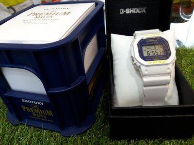 正品正貨有門市 - 全新G-SHOCK DW-5600 DW-5600VT DW-5600VT-SUNTORY 手錶