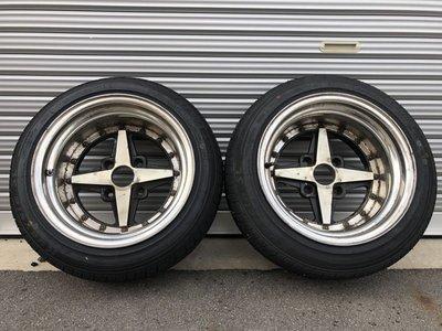 【比比昂.日本改裝 輪胎鋁框】Work ワーク Equip 01 エクイップ01 14インチ 9J 9.0J OF