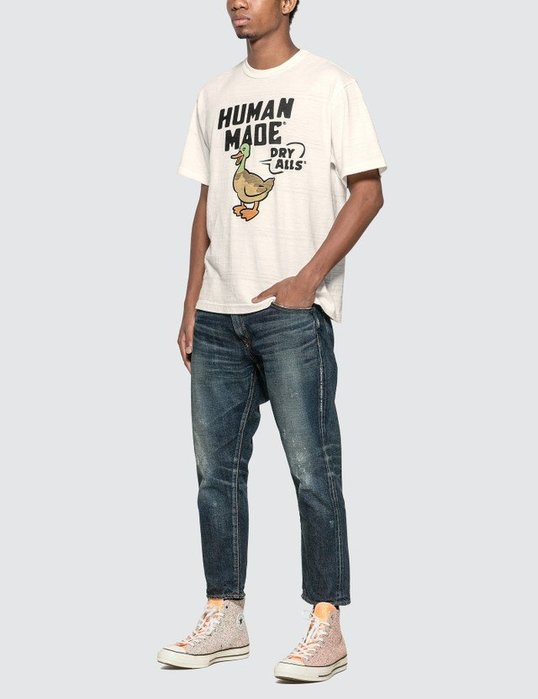 XinmOOn HUMAN MADE DRY ALLS TEE DUCK 機能 經典 上衣 短袖 短T 休閒 鴨子