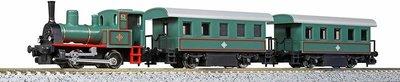 KATO 10-503-1 チビロコセット たのしい街のSL列車 ※動力ユニット改良品