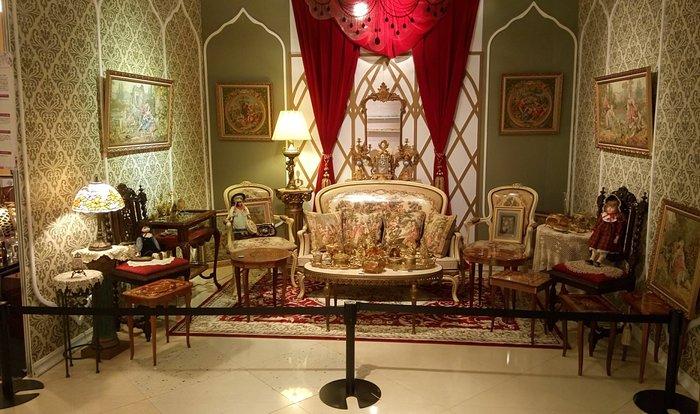 【家與收藏】稀有珍藏歐洲百年古董法國古典華麗精緻銅金鏤空浮雕超大香水瓶 13(陸續刊登)