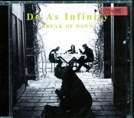 *還有唱片行* DO AS INFINITY / BREAK OF DAWN 二手 Y7485