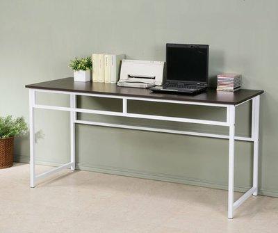 《百嘉美2》加大型工作桌/ 電腦桌(寬160cm)(兩色可選) 書桌 電腦桌 工作桌 I-F-DE1660 台中市