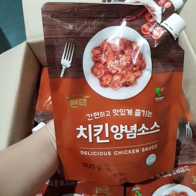 韓國雞肉料理辣椒醬500克 /韓國辣椒醬/韓國沾醬~春川辣炒雞排醬