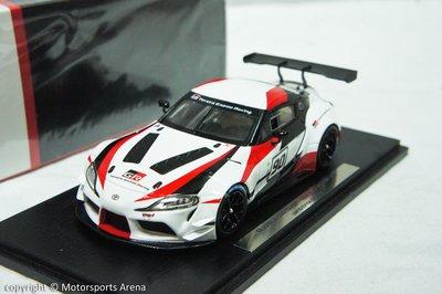 【超值特價】豐田原廠 1:43 Spark Toyota GR Supra Racing Concept Car 概念車