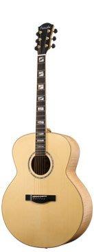 『FBI聯邦樂器』Farida J-72 全單板民謠吉他 木吉他 品  貨 免