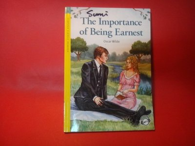 【愛悅二手書坊 15-27】The Importance of Being Earnest   (劃記)