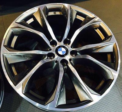 國豐動力 BMW F15 F16 X5 X6 STY597 原廠20吋鋁圈 單價 現貨