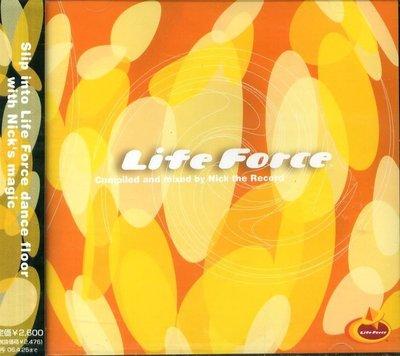 K - Life Force - Nick The Record vinyl - 日版 - NEW