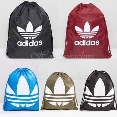 正品預購-Adidas original 三葉草束口袋/ 後背包(共5款) 新北市