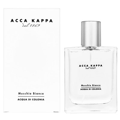 【魔法美妝】ACCA KAPPA白麝香中性淡香水100ml White Moss Unisex Cologne 新北市