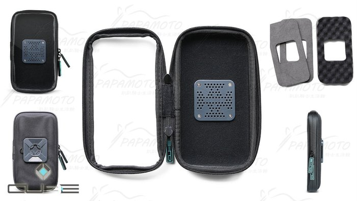 Intuitive Cube X-Guard 手機散熱防潑水包 通風設計 ( 導航 車架)