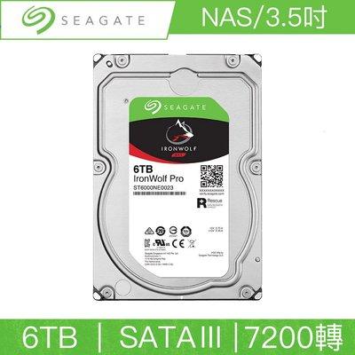 @電子街3C特賣會@奇亞幣 Seagate希捷 那嘶狼 Pro 6TB 3.5吋 NAS硬碟(ST6000NE0023)